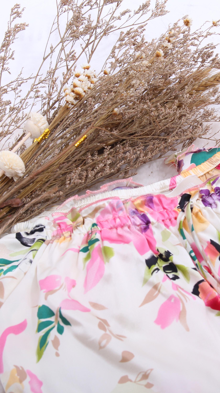 【蠶絲】女性睡衣