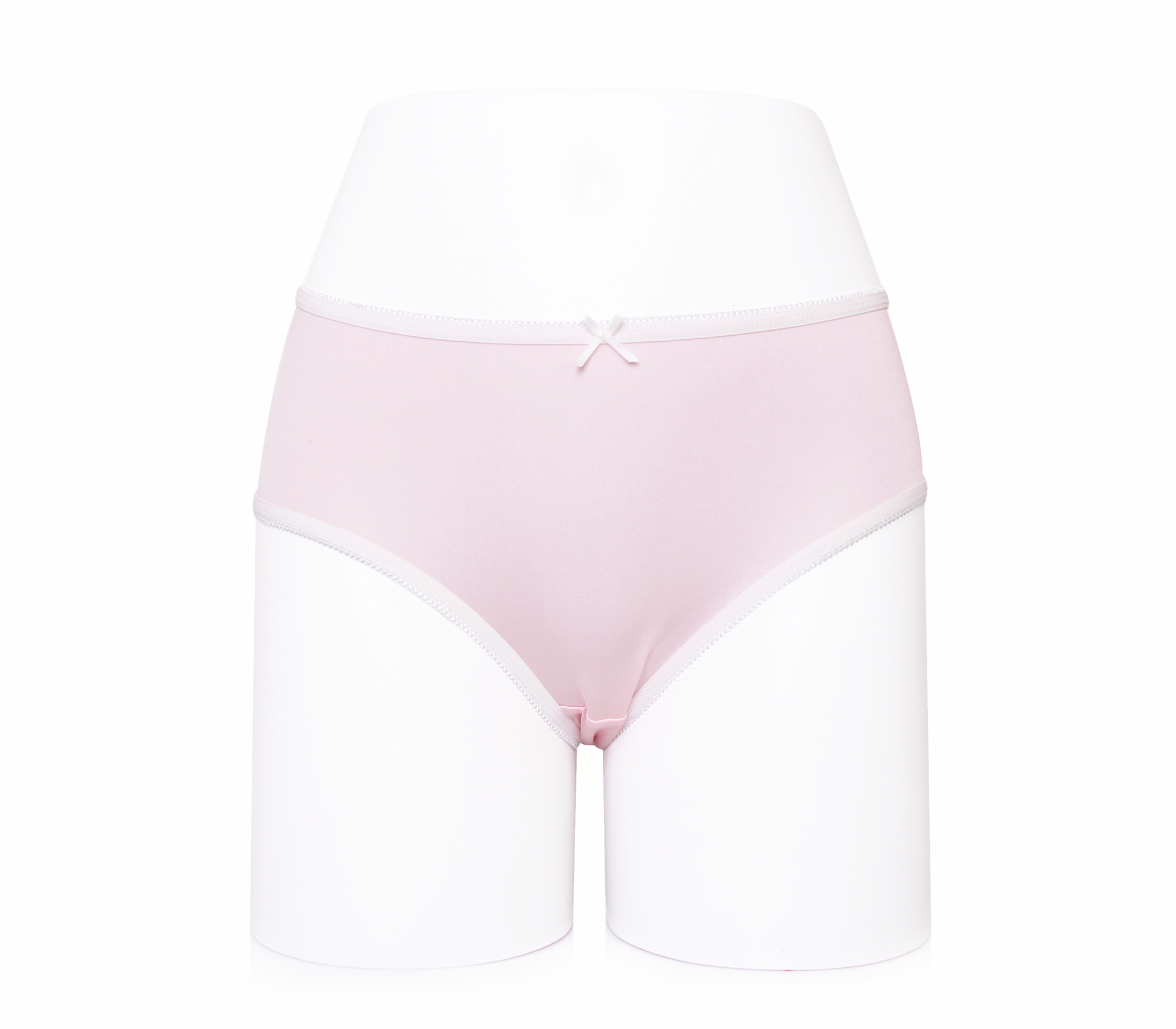 闕蘭絹繽紛質感30針100%蠶絲內褲-2218(粉)