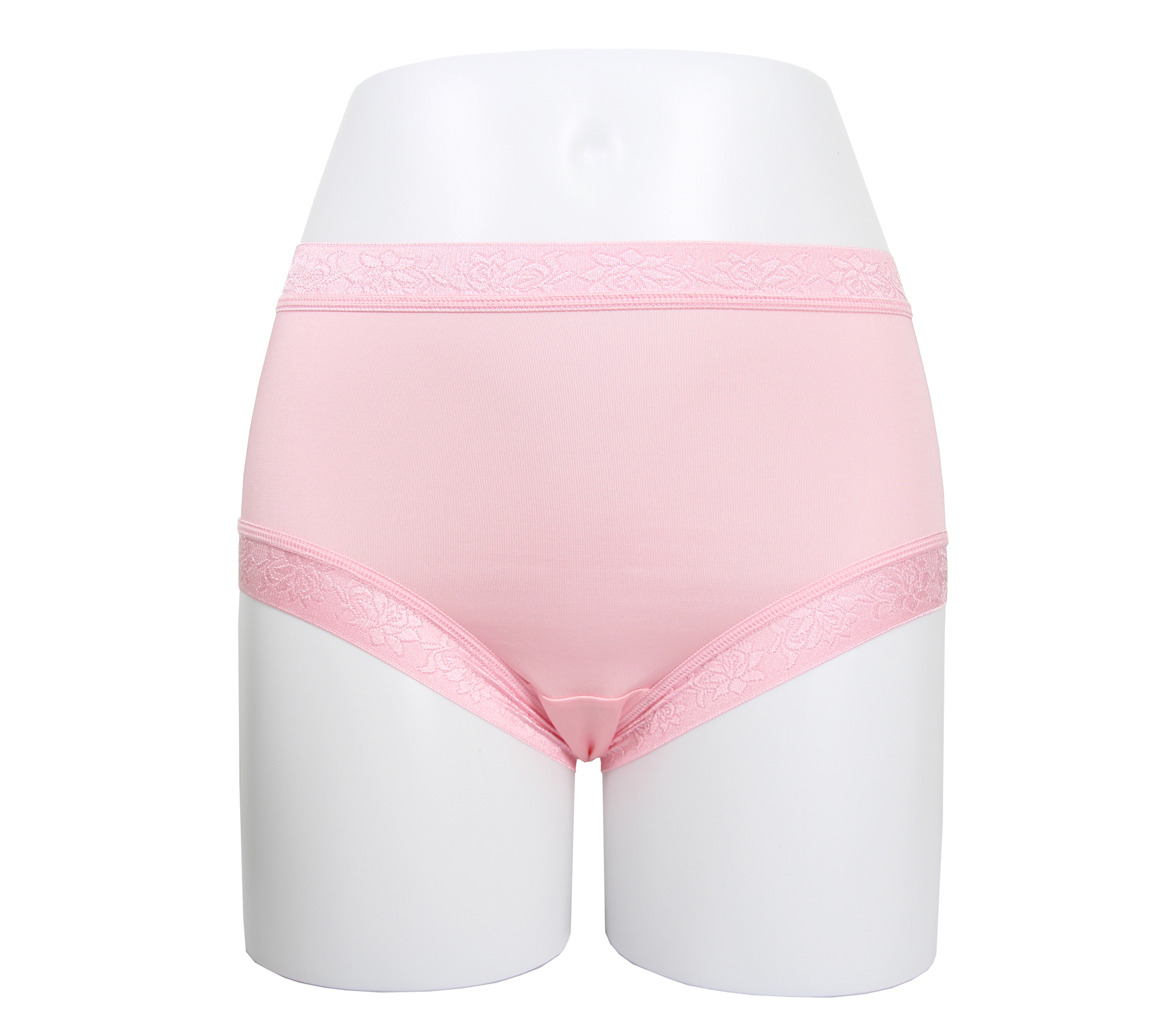闕蘭絹天然舒適30針100%蠶絲內褲 - 2223 (粉)