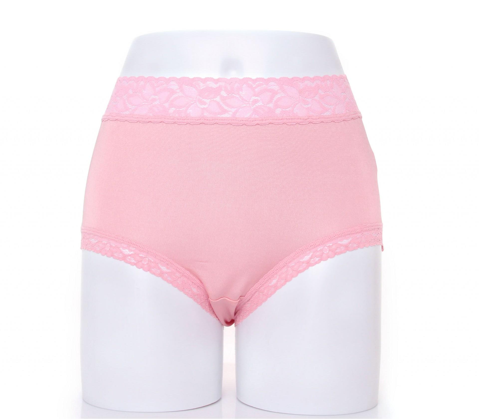 闕蘭絹優雅氣質100%蠶絲內褲-3310(粉)