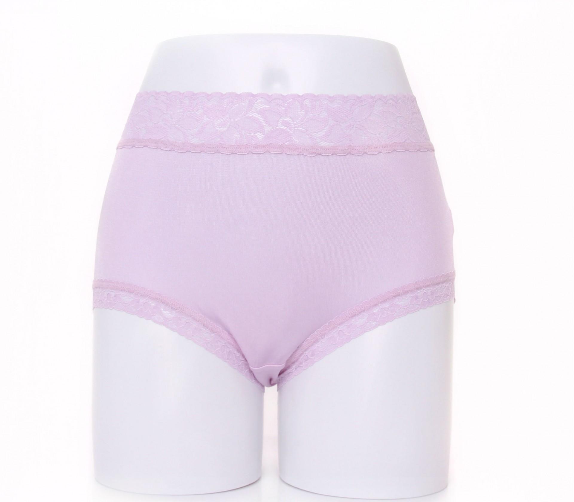 闕蘭絹優雅氣質100%蠶絲內褲-3310(紫)