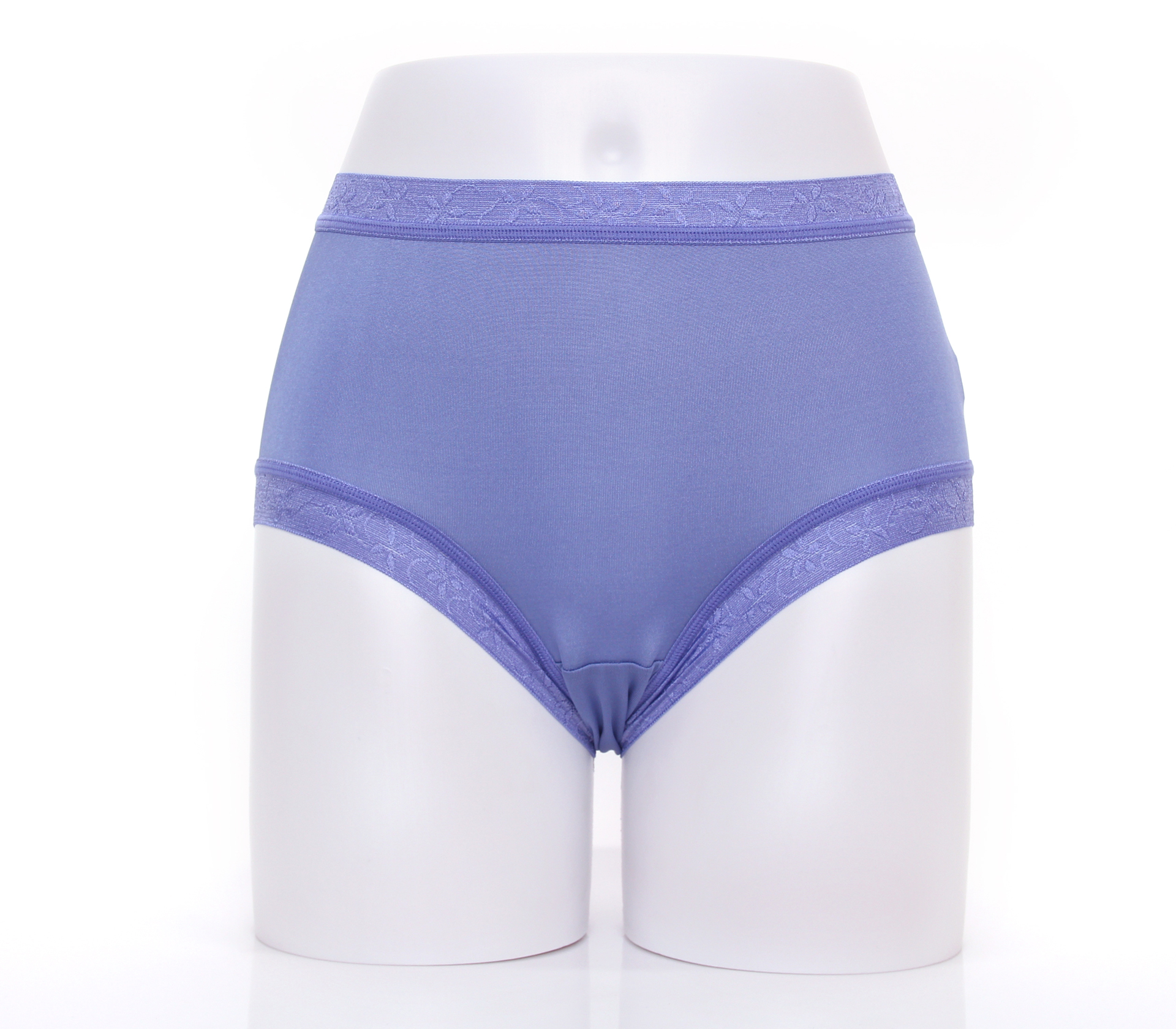 闕蘭絹日系零著感100%蠶絲內褲-88110(紫)