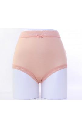 闕蘭絹親膚絲滑42針100%蠶絲內褲-88421(膚)