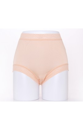 闕蘭絹頂級絲滑100%蠶絲內褲-88797(膚)