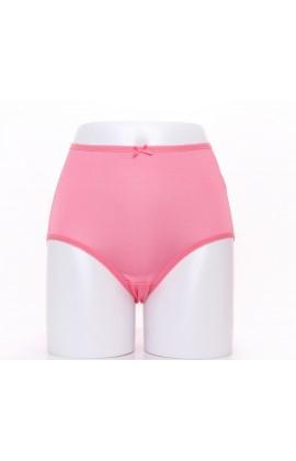 闕蘭絹寵愛優雅100%蠶絲內褲-88901(粉)