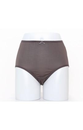 闕蘭絹寵愛優雅100%蠶絲內褲-88901(灰)