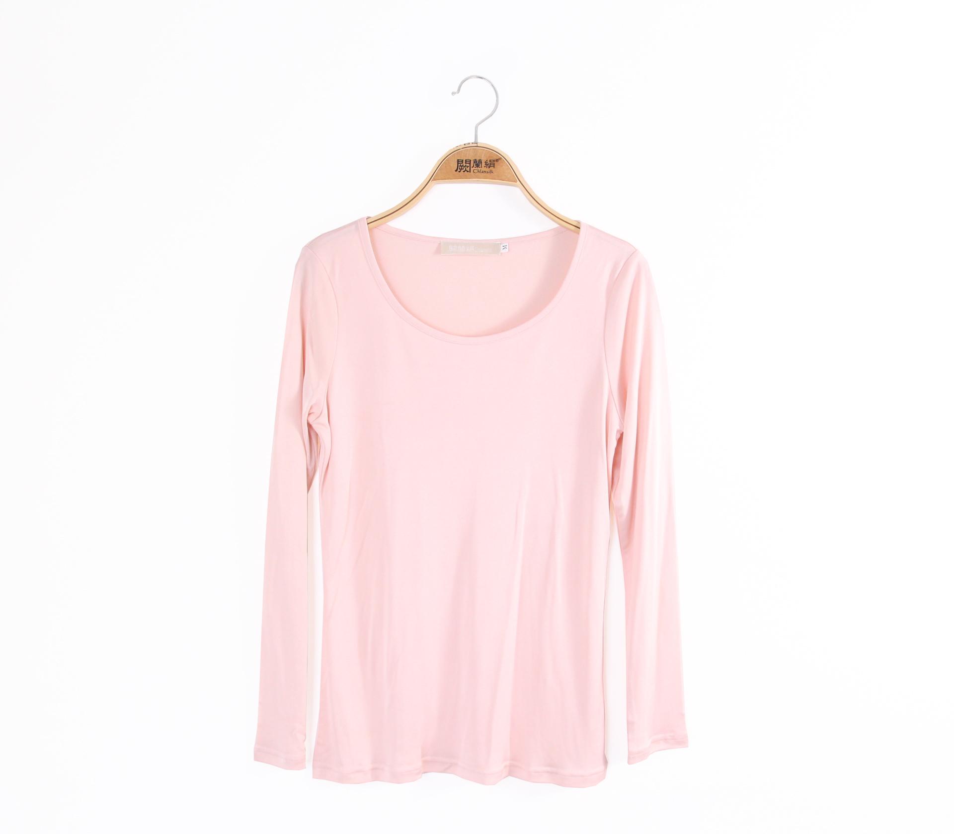 闕蘭絹親膚舒適100%蠶絲衛生衣-9919